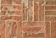 Achtergrond van de textuur van de steenmuur Royalty-vrije Stock Foto