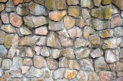 Achtergrond van de textuur van de steenmuur - foto Stock Foto's