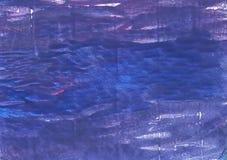 Achtergrond van de vrijheids de abstracte waterverf Royalty-vrije Stock Fotografie