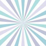 Achtergrond van de zonlicht retro pastelkleur De bleke violette en purpere achtergrond van de kleurenuitbarsting stock illustratie