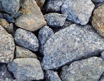 Achtergrond van decoratieve stenen Royalty-vrije Stock Afbeeldingen