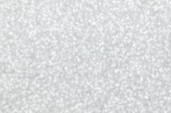 Achtergrond van Defocused de abstracte witte lichten Royalty-vrije Stock Foto