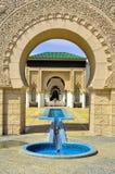 Achtergrond van detail Islamitische architectuur Royalty-vrije Stock Afbeelding