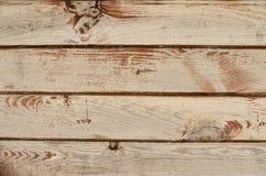 Achtergrond van doorstane houten raad royalty-vrije stock afbeelding