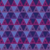 Achtergrond van driehoeken Royalty-vrije Stock Foto's