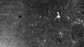Achtergrond van film op textuur met witte krassen royalty-vrije stock foto