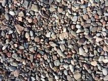 Achtergrond van gekleurde stenen Stock Afbeelding