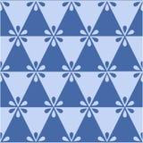 Achtergrond van geometrisch patroon Stock Foto