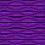 Achtergrond van golvende lijnen Stock Afbeelding