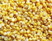 Achtergrond van graan wordt gemaakt dat De achtergrond van het voedsel stock foto's