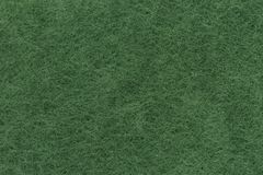 Achtergrond van groen vezelmateriaal royalty-vrije stock foto