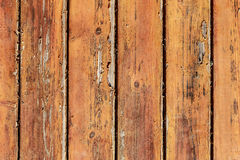 Achtergrond van Grunge de houten planken Stock Foto's