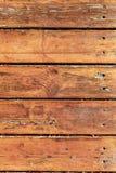 Achtergrond van Grunge de houten planken Royalty-vrije Stock Foto's