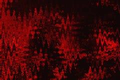 Achtergrond van Grunge de kleurrijke monochromatische rode tinten Royalty-vrije Stock Afbeelding