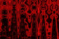 Achtergrond van Grunge de kleurrijke rode tinten Stock Foto