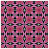 Achtergrond van het Abstrack de naadloze kleurrijke behang Stock Fotografie