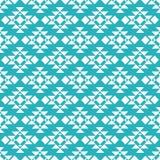 Achtergrond van het Aqua de vector stammen naadloze patroon vector illustratie