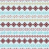 Achtergrond van het Aqua de vector stammen naadloze patroon royalty-vrije illustratie