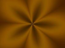 Achtergrond van het behang van vijf de Bruine Bloemblaadjes Stock Fotografie