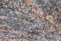 Achtergrond van het close-up van de granietsteen Stock Foto