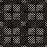 Achtergrond van het geruit Schots wollen stof de naadloze patroon Stock Afbeeldingen