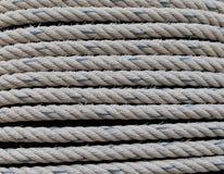 Achtergrond van het kabels de uitstekende patroon Royalty-vrije Stock Fotografie