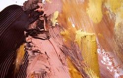 Achtergrond van het kleurrijke abstracte schilderen royalty-vrije stock afbeelding