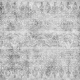 Achtergrond van het Ontwerp van de Batik van Artisti de Bloemen Stock Afbeeldingen