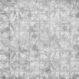 Achtergrond van het Ontwerp van de Batik van Artisti de Bloemen Stock Foto's
