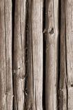 Achtergrond van hout Stock Fotografie