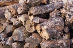 Achtergrond van hout Royalty-vrije Stock Afbeeldingen