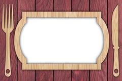 Achtergrond van hout wordt gemaakt dat Stock Afbeelding