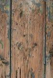Achtergrond van houten grungetextuur Stock Afbeeldingen
