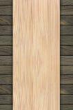 Achtergrond van houten planken wordt gemaakt die Stock Foto