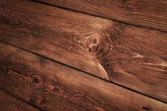 Achtergrond van houten raad royalty-vrije stock foto's