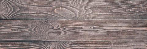 Achtergrond van houten textuurraad met resten van roze verf horizontaal natalia stock foto's