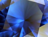Achtergrond van juwelenhalfedelsteen facet stock afbeeldingen