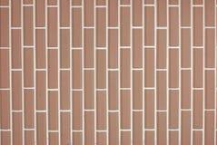 Achtergrond van keramiekbaksteen. Stock Afbeeldingen