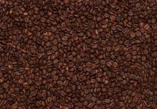 Achtergrond van koffie Royalty-vrije Stock Afbeelding