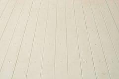 Achtergrond van lichte houten die planken, ecologisch wordt geschilderd met Royalty-vrije Stock Foto