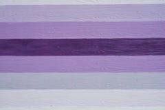 Achtergrond van lichte houten die planken, ecologisch wordt geschilderd met Stock Foto's