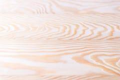 Achtergrond van lichte houten raad op het gehele kader stock foto