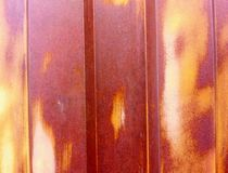 achtergrond van metaalverf met roest royalty-vrije stock fotografie