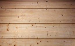 Achtergrond van natuurlijke houten bruine kleur stock foto