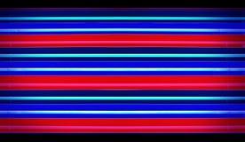 Achtergrond van neonlicht Stock Foto