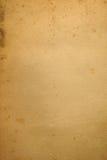 Achtergrond van oud document Stock Afbeeldingen