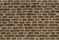 Achtergrond van oude bakstenen muur Textuur Royalty-vrije Stock Afbeelding