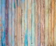 Achtergrond van oude houten plank Stock Foto