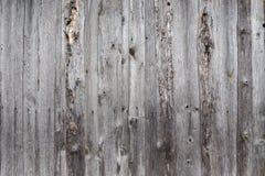 Achtergrond van oude houten raad Stock Fotografie