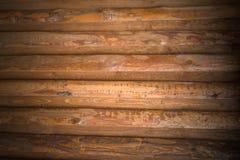 Achtergrond van oude houten raad Stock Foto's